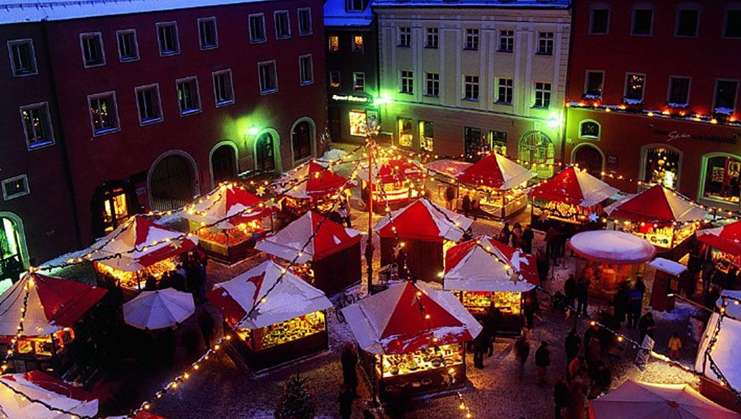 Weihnachtsmarkt Oberammergau.Veranstaltungen Winterurlaub In Bayern