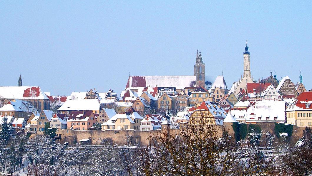 Franken Winterurlaub In Bayern