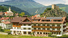 Hotel Puint in Ladis (Tirol)